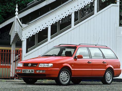 Volkswagen Passat Variant Uk Spec B4 199397 Wallpapers
