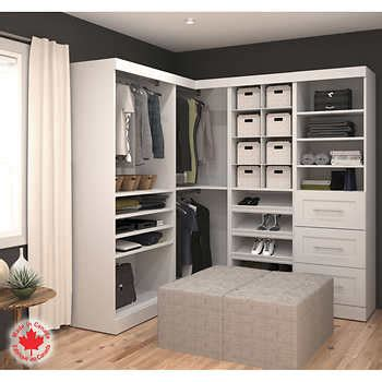 Big Wardrobe Closet by Closet Costco