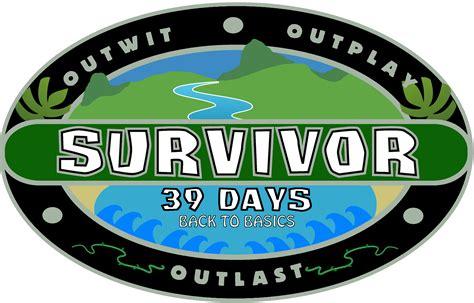 My fanmade logo (Re Upload) : survivor
