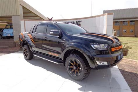 ford ranger 4x4 automatic 2017 ford ranger 3 2 cab 4x4 wildtrak auto cab bakkie diesel 4 x 4 automatic