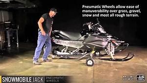 J U0026s Jacks Snowmobile Cart