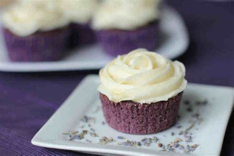 lavender honey cupcakes 14 calming lavender recipes to get you through the semester