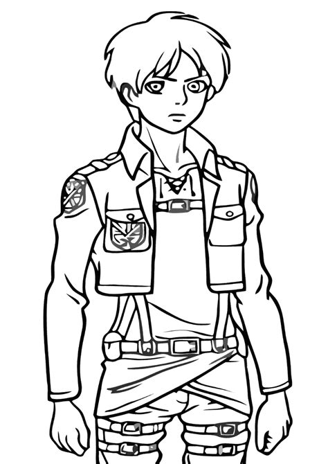 attack  titan coloring pages coloring pages