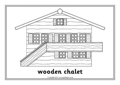 houses  homes colouring sheets sb sparklebox