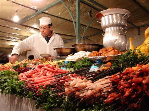morocan cuisine the essential guide to jemaa el fnaa market marrakech