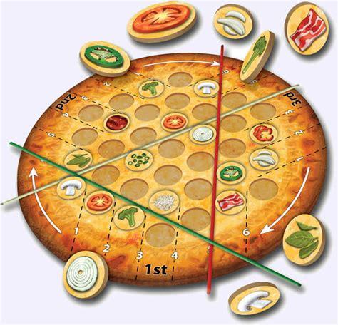 jeux de cuisiner des pizzas pizza jeu de société chez jeux de nim