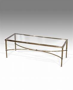 antique glass coffee table brass coffee table antiques With antique brass and glass coffee table