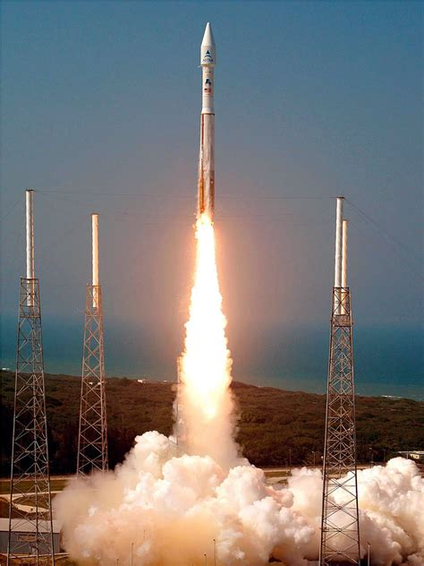 Military Photos Atlas V Launch