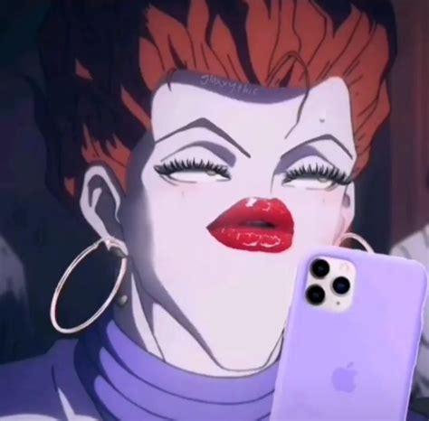 gurr hisoka   funny anime pics anime meme face