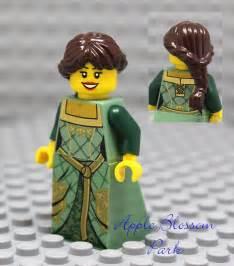 LEGO Minifigure Girl Hair
