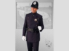 Double Breasted Bobby Tunic Purchase Period Police Uniforms