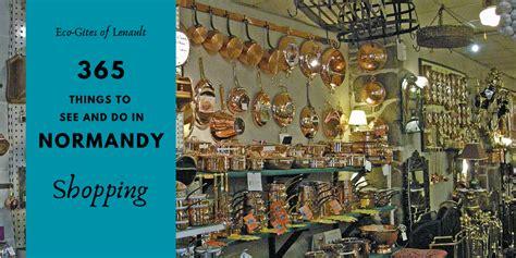 shopping  normandy eco gites  lenault