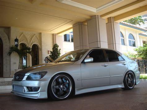 lexus is300 custom 2002 lexus is300