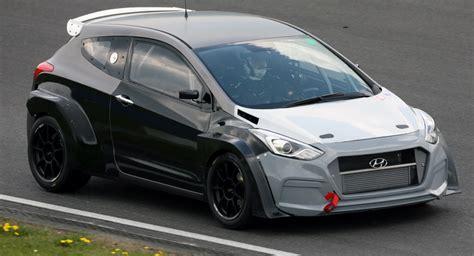 Hyundai To Race Hot I30 N Prototype At Nurburgring 24h [w