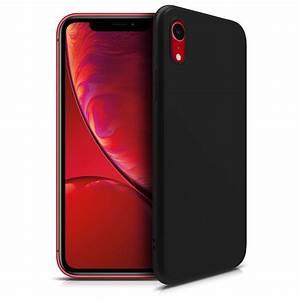 apple iphone xr hülle silikon schutzhülle handy tasche
