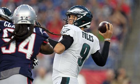 closer    numbers  wentz  foles