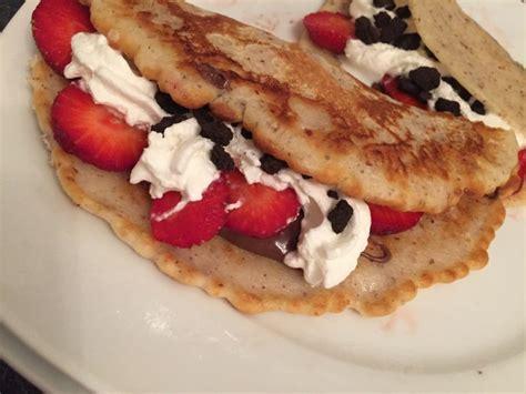 Ambil 1/4 kg tepung terigu. Membuat pancake tanpa susu - 5 resep bagus