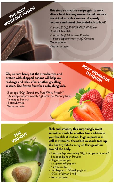 nutribullet healthy smoothie recipes