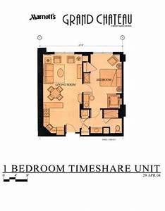marriott grand chateau 3 bedroom villa floor plan 28 With marriott grande vista 3 bedroom floor plan