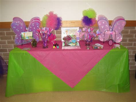 magical tinkerbell birthday party  dance