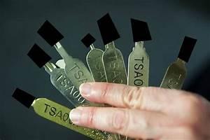 Tsa007 lock won't open