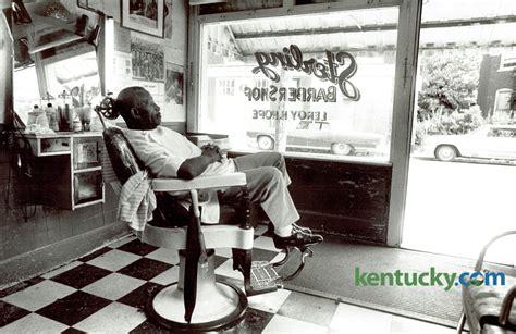 sterling barber shop deweese street  kentucky