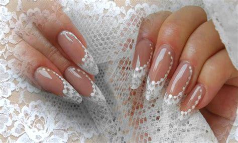 beaut 233 ongles quelle manucure pour mon mariage