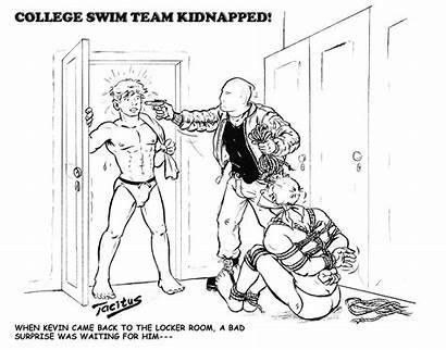 Bondage Team Swim Dessin Stuff Anime Enregistree