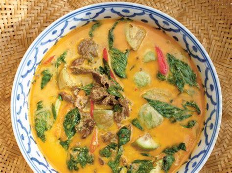curry de boeuf au lait de coco recettes femme actuelle
