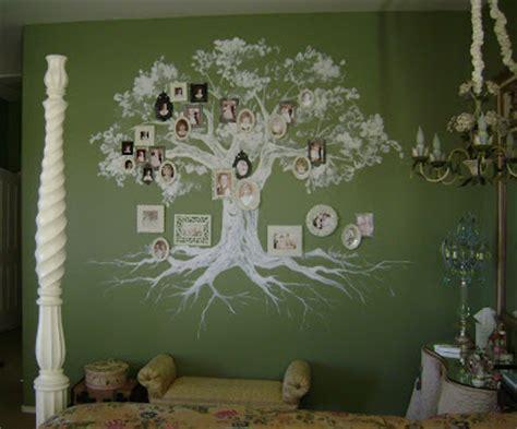 Life And Art With Glamma Fabulous My Family Tree Wall