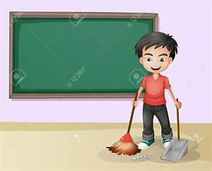 Cleaning up Classroom Clipart (42+)