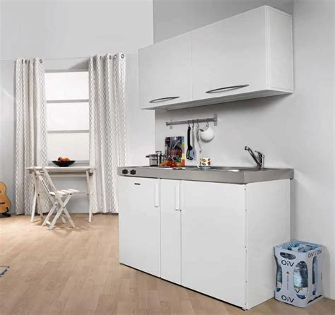 mini de cuisine mini cuisine kitchenline gain de place