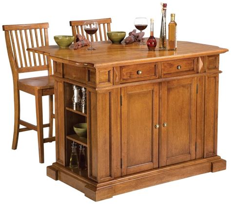 Kitchen Island Home Styles by 5 Best Portable Kitchen Island With Seating 2016