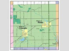 Wisconsin County Map Gis Sheboygan 4