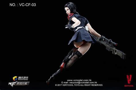 verycool 1 6 crossfire defender of fox legend vc cf 03 お取り寄せ 1 6フィギュア通販専門店 トレジャートイズ