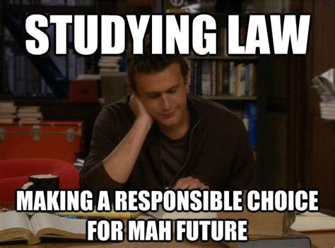 Act Memes - funny memes about law school