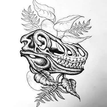 13 Dinosaur Tattoo Designs