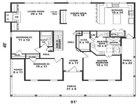 square foot house plans home floor plans  sq ft
