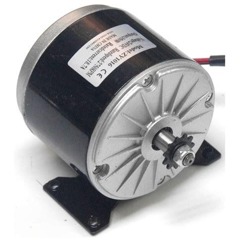 Motor Electric 24v by Unite My1016 24v 250w Dc Motor Chain Drive