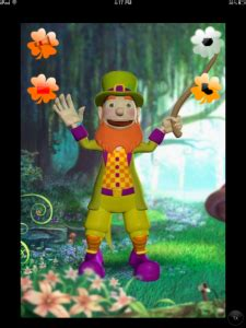 Talk like a real life Leprechaun - new iPhone app for kids ...