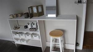 faire soi meme un meuble en bois a etageres With faire un meuble de cuisine soi meme