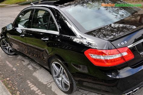 Cheap Cars For Sale Elizabeth by 2010 Mercedes E63 Amg Used Car For Sale In