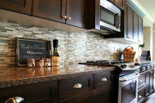 Kitchen Tile Backsplash Ideas With Cabinets by Tile Backsplash Ideas For Kitchens Kitchen Tile