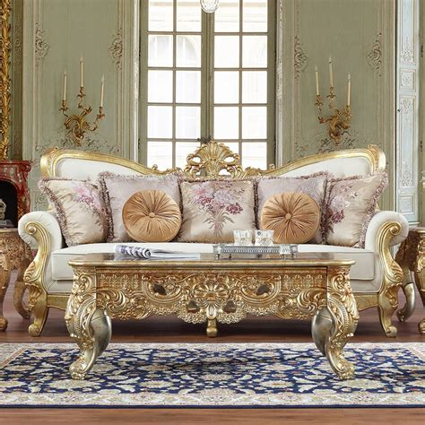 The first time you see this seat model, of course, you will be. Victorian White Tufted Leather Sofa Set 3 Pcs Traditional ...