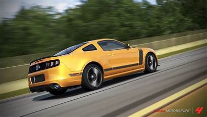 Forza Mustang Ford Xbox 360 Motorsport Games