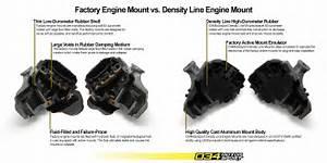 Motor Mount  Street Density Line  B8 Audi S5  Rs5 4 2l Fsi