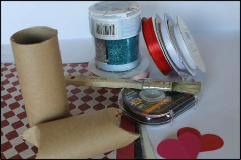 toilet paper roll gift box  valentines daycraft
