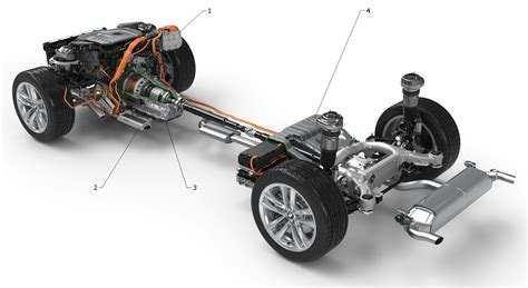 In Hybrid Electric Vehicles by Bmw S Iperformance In Hybrid Electric Vehicle Phev
