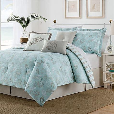 seashell reversible comforter set bed bath beyond