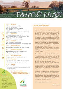 chambre agriculture paca pdf discipline snia ipr